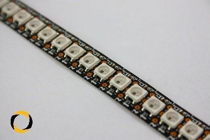 RGB LED stripe mit WS2812B LEDs (144 LEDs/m) 2m Rolle