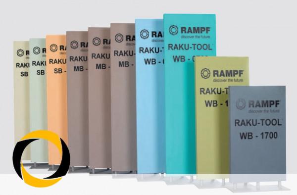 Ureol Raku-Tool® Formenbaukunststoff