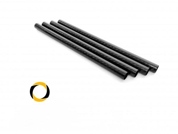 CFK Rohr Premium 16x0,55mm Restposten