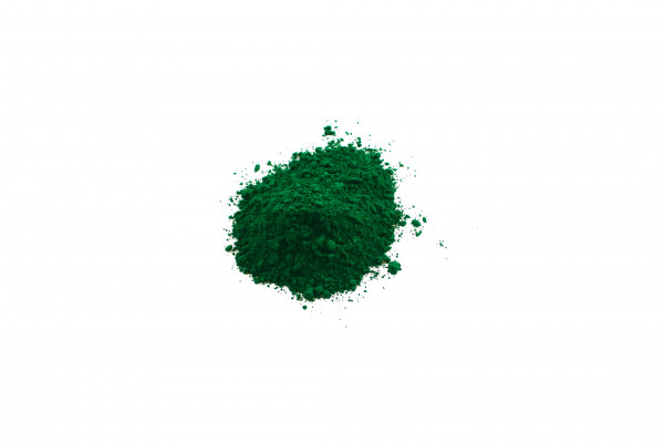 Farbpigment Smaragdgrün