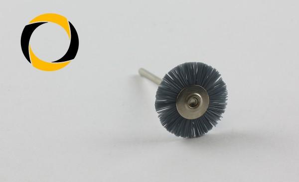Nylon Schleif- und Reinigungsbürste Rund Siliciumcarbidbeschichtet