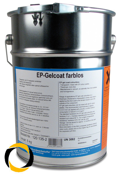 EP-Gelcoat farblos