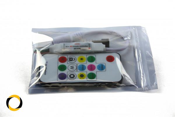 SP103E Controller für WS2812B LED mit Fernbedienung