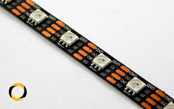RGB LED stripe mit WS2813B LEDs (60 LEDs/m) 5m Rolle
