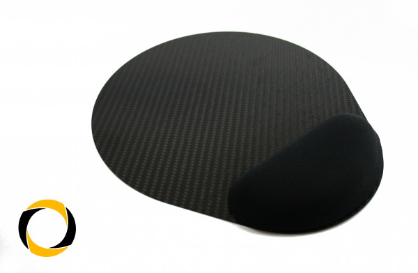 Echt Carbon Mouse Pad Ergonomic