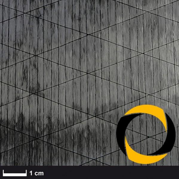 Kohlegelege ST, 80 g/m² (UD) 50 cm