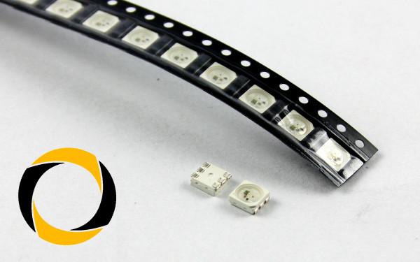 LED WS-2813-B RGB 5050 Nachfolger von WS2812B