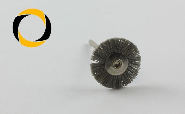 Nylon Schleif- und Reinigungsbürste Rund Aluminiumoxidbeschichtet
