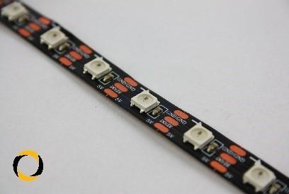 RGB LED stripe mit LC8812B LEDs (60 LEDs/m) 5m Rolle